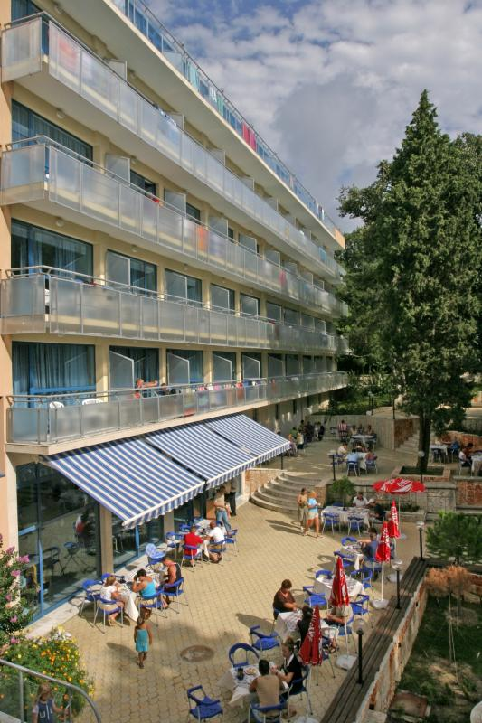 Holiday Park Hotel In Golden Sands Bulgaria