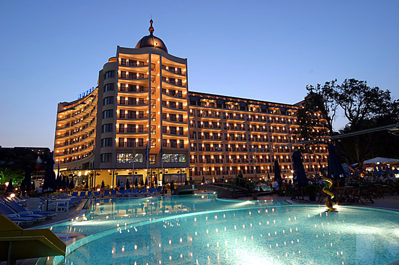 Berlin Golden Beach Hotel Golden Sands Bulgarien