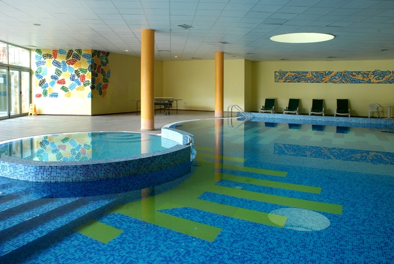 Mimosa Hotel And SPA In Golden Sands Bulgaria