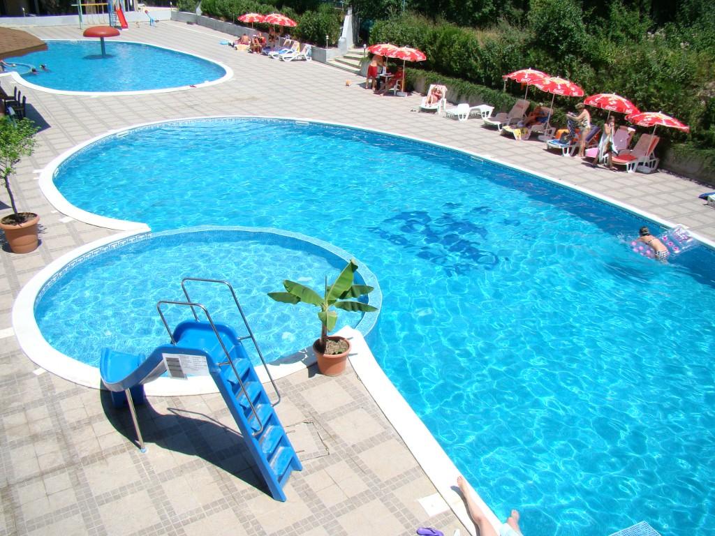 Hotel Palma in Golden Sands Bulgaria