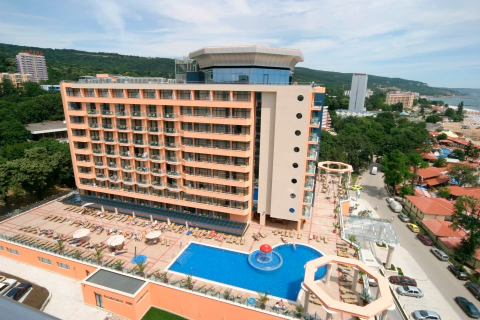 Astera Hotel And SPA In Golden Sands Bulgaria