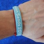 Blue Wristband