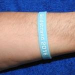 wristbands 16