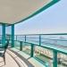 Marina Grand Beach Hotel Apartment Balcony
