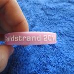 Pink Wristband