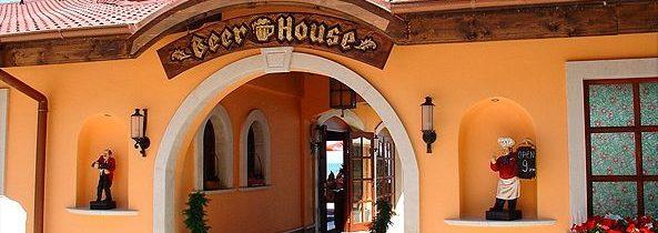 Restaurant BBQ Beer House