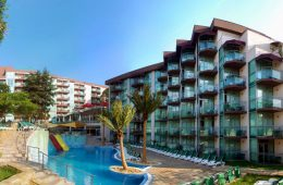 Mimosa Hotel and SPA